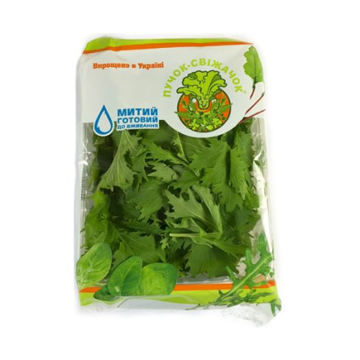 Салат мізуна Пучок-Свіжачок 125г - FreshMart