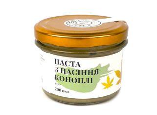 Паста з насіння коноплі Nutes 200г - FreshMart