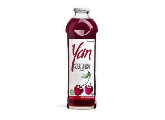 Сок вишневый Yan 930мл - FreshMart