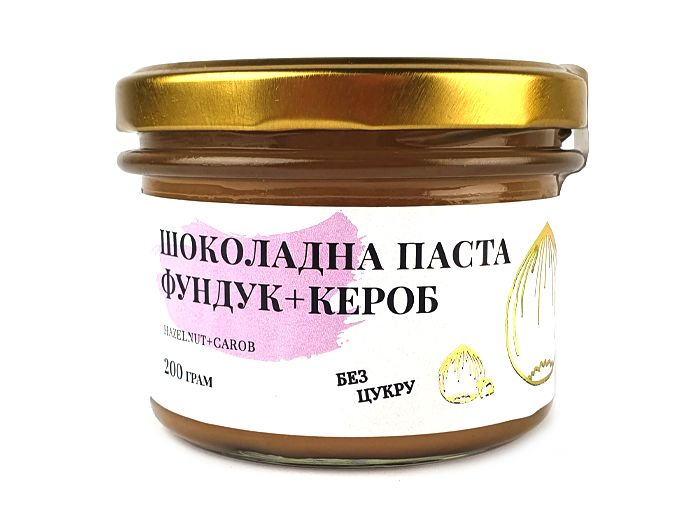 Шоколадная паста фундук-кероб Nutes 200г - FreshMart