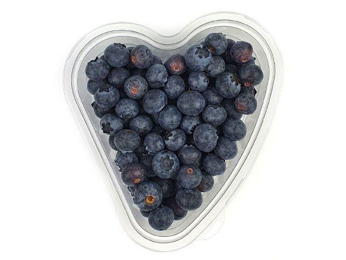 Голубика в сердце 200г: фото 2 - FreshMart