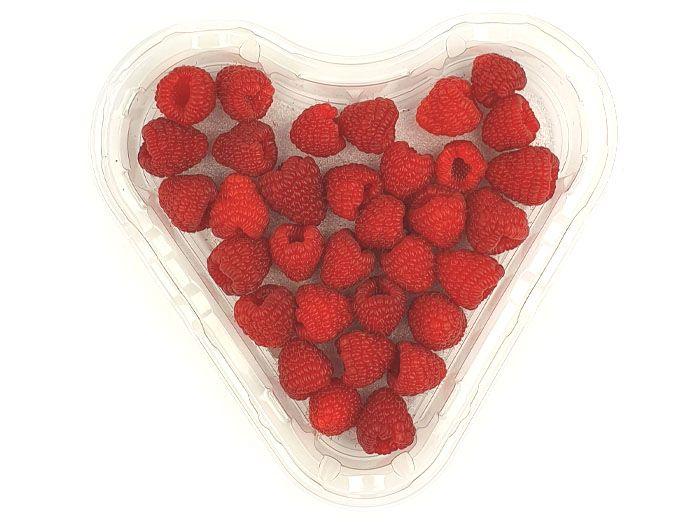 Малина в сердце 170г: фото 2 - FreshMart