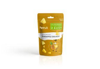 Ананас сублимированный кусочки Panfruit 15г - FreshMart