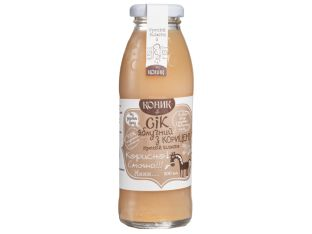 Сок яблочный с корицей Коник 300мл - FreshMart