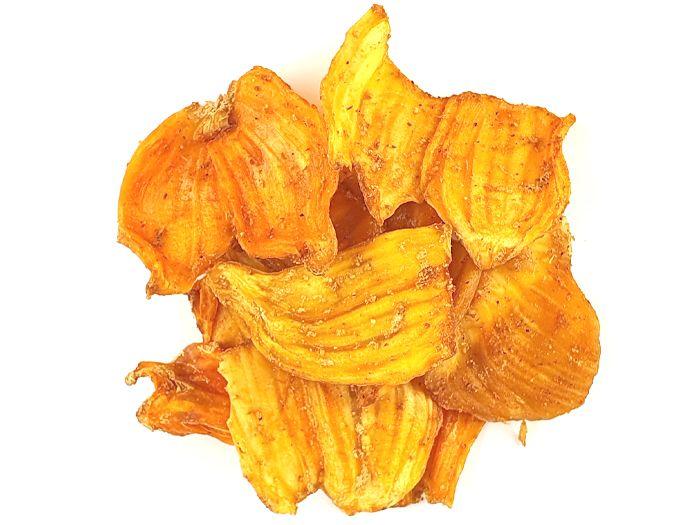 Джекфрут имбирь-лимон сушеный Уганда 100г: фото 2 - FreshMart