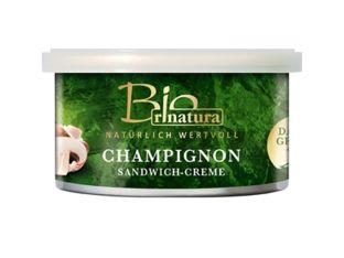 Паштет из шампиньонов Rinatura 125г - FreshMart