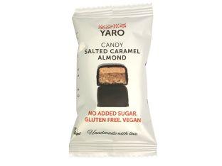 Цукерка солона карамель мигдаль Yaro 1шт 18г - FreshMart