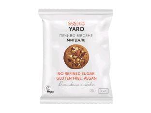 Печиво вівсяне мигдаль Yaro 2шт 36г - FreshMart