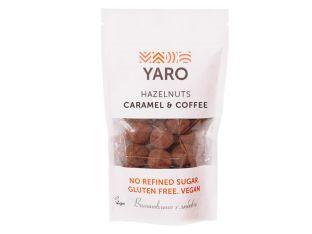 Фундук у карамелі з кавою Yaro 75г - FreshMart