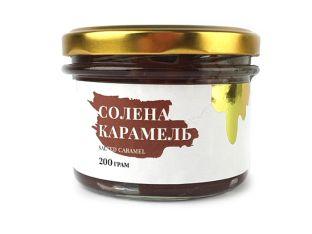 Шоколадная паста соленая карамель Nutes 200г - FreshMart