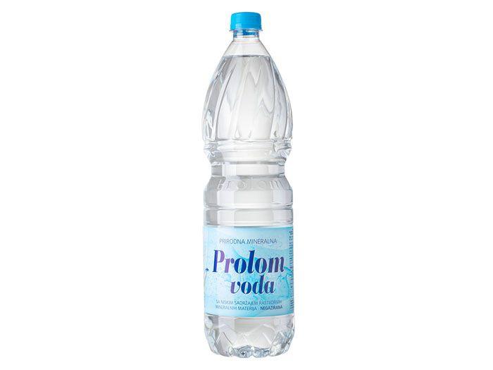 Вода минеральная столовая Prolom voda0.5л - FreshMart