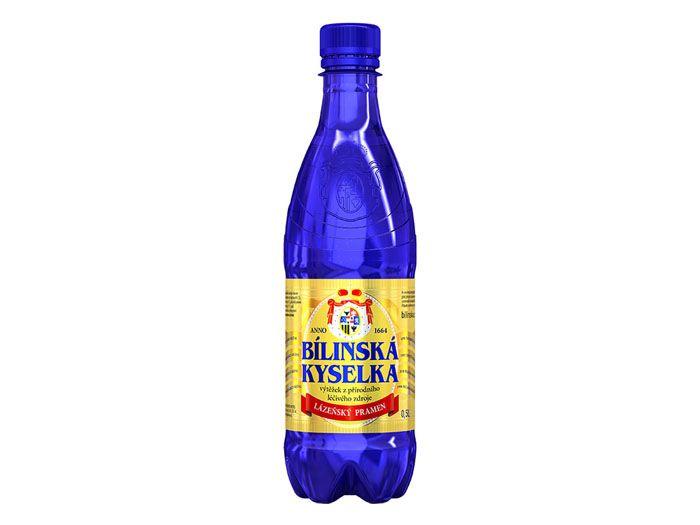 Вода мінеральна лікувально-столова Bilinska Kyselka 0.5л - FreshMart