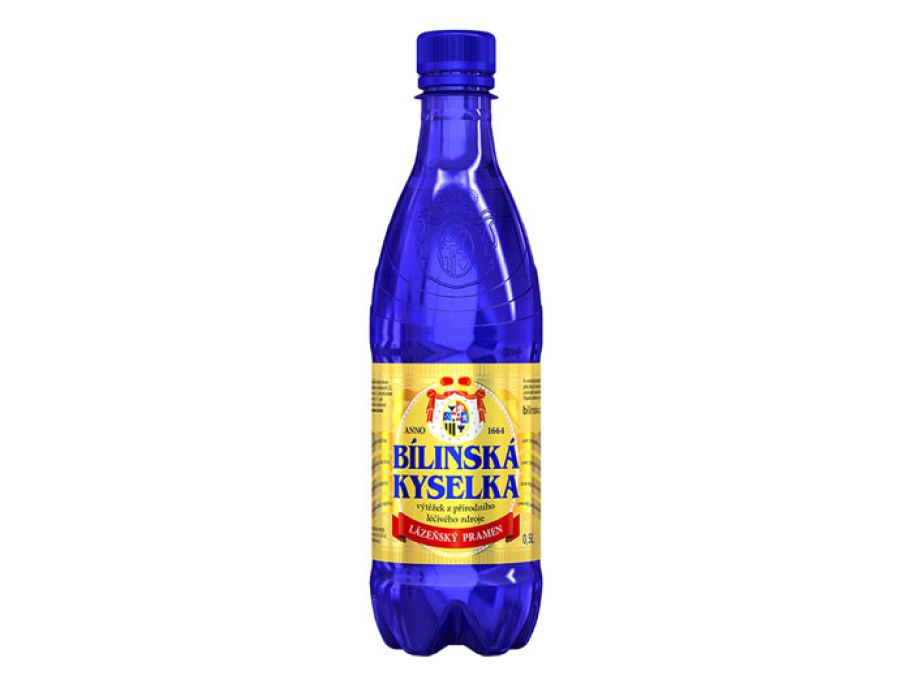 Вода минеральная лечебно-столовая Bilinska Kyselka 0.5л - FreshMart