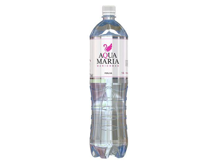 Вода мінеральна столова газована Aqua Maria 1.5л - FreshMart
