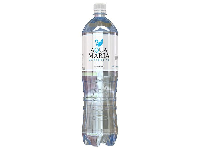 Вода минеральная столовая негазированная Aqua Maria 1.5л - FreshMart