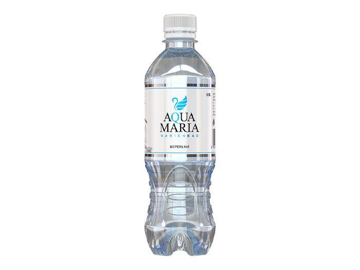 Вода мінеральна столова негазована Aqua Maria 0.5л - FreshMart