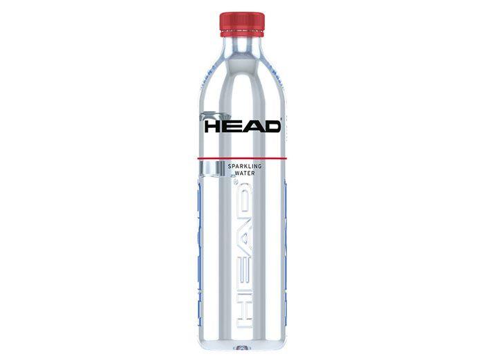 Вода минеральная столовая газированная Head 0.5л - FreshMart