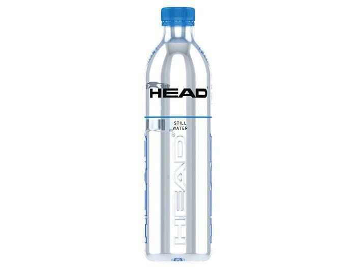 Вода минеральная столовая негазированная Head 0.5л - FreshMart