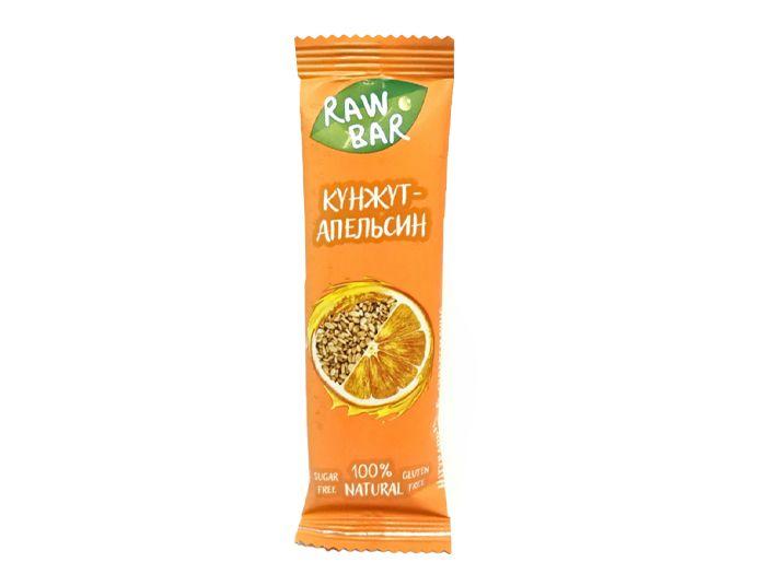 Батончик апельсин-кунжут Sunfill 35г - FreshMart