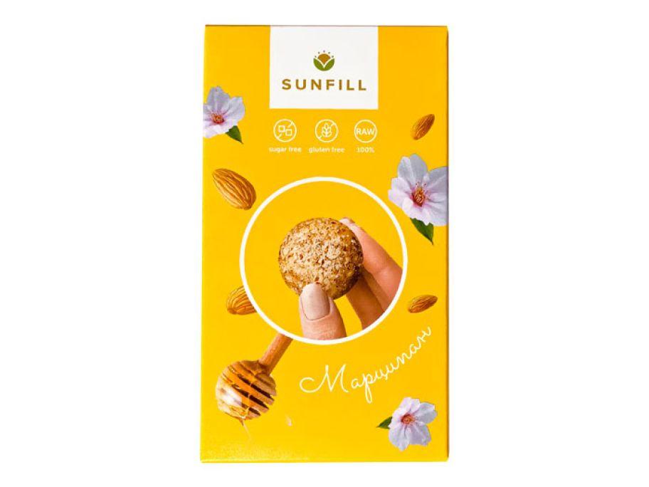 Конфеты марципан Sunfill 150г - FreshMart