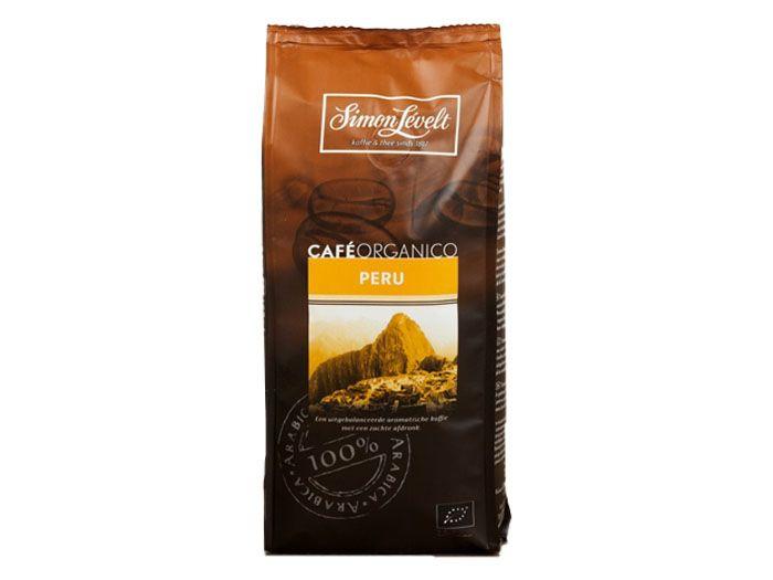 Кофе молотый органический Перу Café Organico Simon Lévelt 250г - FreshMart