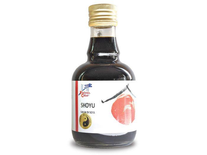 Соус соевый Чою органический La Finestra Sul Cielo Shoyu 250мл - FreshMart