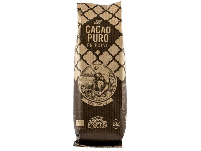 Какао-порошок органический Chocolates Solé 150г - FreshMart