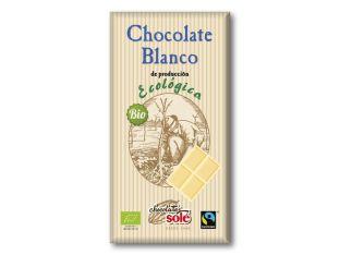 Шоколад білий органічний Chocolates Solé 100г - FreshMart