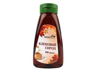 Кленовый сироп Manteca 350г - FreshMart