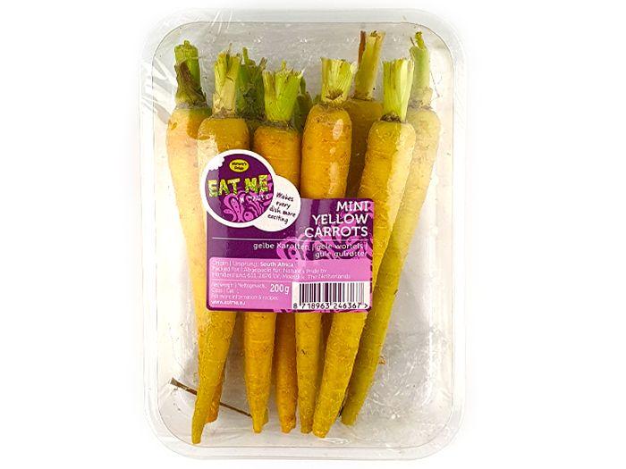 Морква бебі жовта 200г - FreshMart