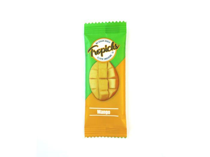 Манго батончик Tropicks 20 г - FreshMart