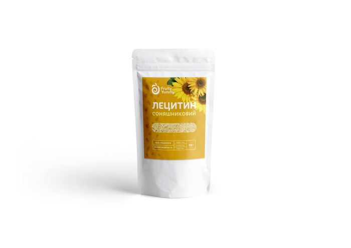 Лецитин соняшниковий Fruity Yummy 200г - FreshMart