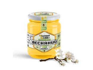 Мед весенний Медовый путь 700г - FreshMart