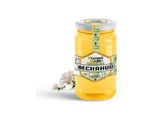 Мед весенний Медовый путь 400г - FreshMart