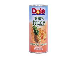 Сок ананас-апельсин Dole 250мл - FreshMart