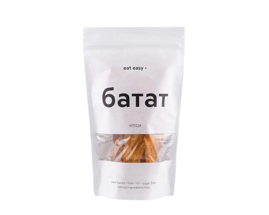 Чипсы Батат Eat Easy 40г - FreshMart