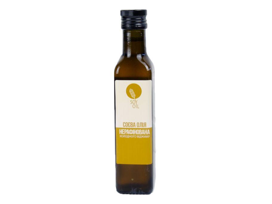 Масло соевое Soy Oil 250мл - FreshMart