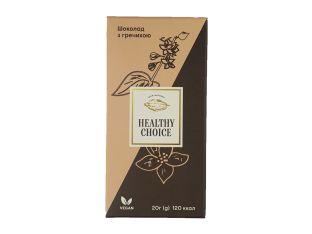 Шоколад  с гречихой Healthy Choice 20г - FreshMart