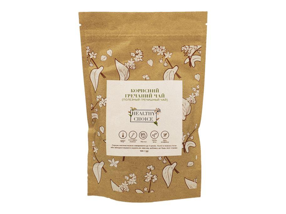 Чай гречишный Healthy Choice 100г - FreshMart