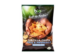 Тортильї з сіллю органічні Bio Zentrale 125г - FreshMart