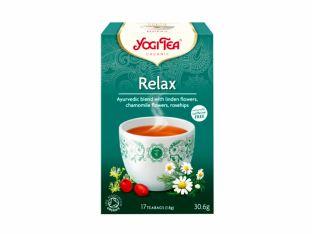 """Чай травяной с пряностями """"Релакс"""" органический Yogi Tea 30 г - FreshMart"""