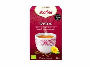 """Чай травяной с пряностями """"Детокс"""" органический Yogi Tea 30 г - FreshMart"""