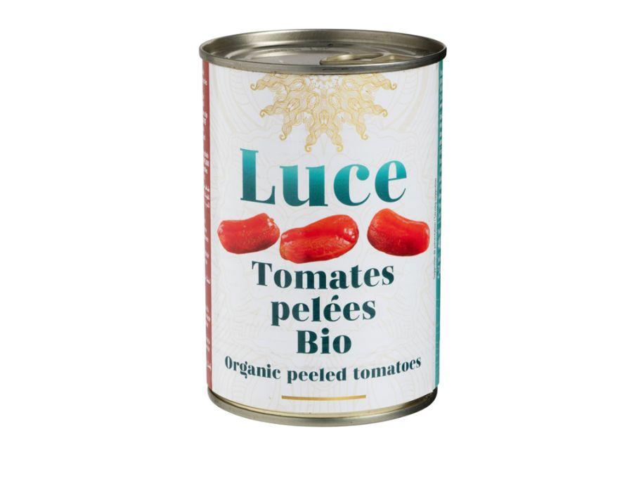 Томаты целые очищенные органические Luce 400 г - FreshMart