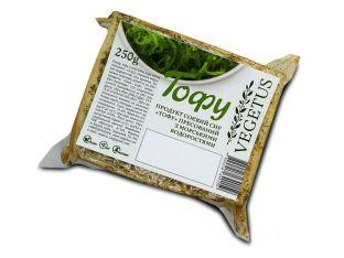 Тофу с морскими водорослями Vegetus 250г - FreshMart