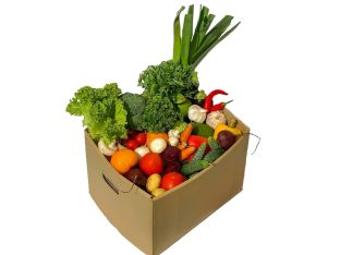 "Овощной набор ""Овощи на неделю"" - FreshMart"