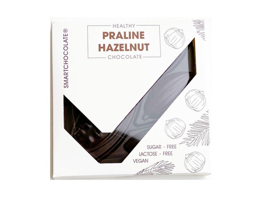 """Шоколад """"Пралине-фундук"""" SmartChocolate 75г - FreshMart"""
