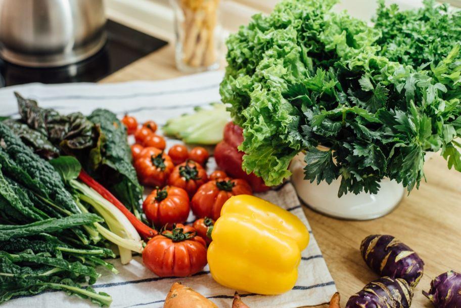 Корзинка органическая средняя - FreshMart