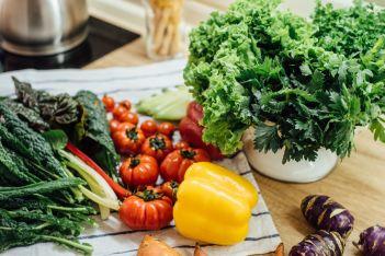 Кошик органічний для салату - FreshMart
