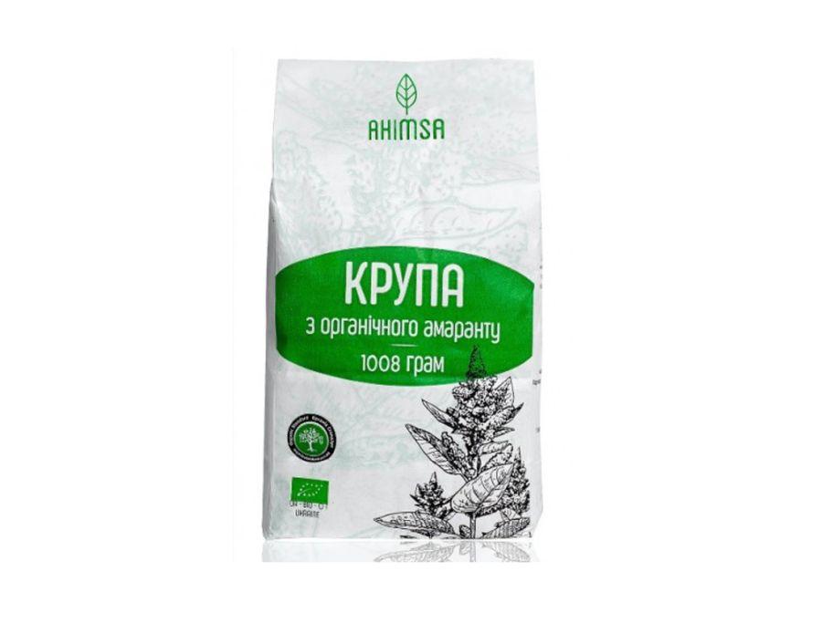 Крупа амаранта органическая Ahimsa 1кг - FreshMart