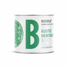 """Сіль з кропом, кінзою та зеленою цибулею """"Rustic Heritage Salt"""" Busols 80г - FreshMart"""